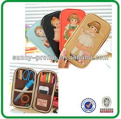 Multipurpose PU cool pencil case