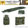 ems fold stretcher foldaway military stretcher