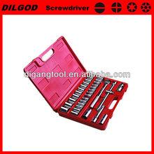 32pcs socket set,socket wrench set,1/2 DR socket set