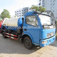 Vácuo 5000l caminhãodesucçãodeáguadeesgoto!! Fabricante de china