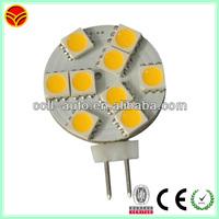 2014 mini g4 led 12volt g4 led bulb