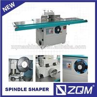 5000/7000/9000 rpm, single spindle vertical wood moulder