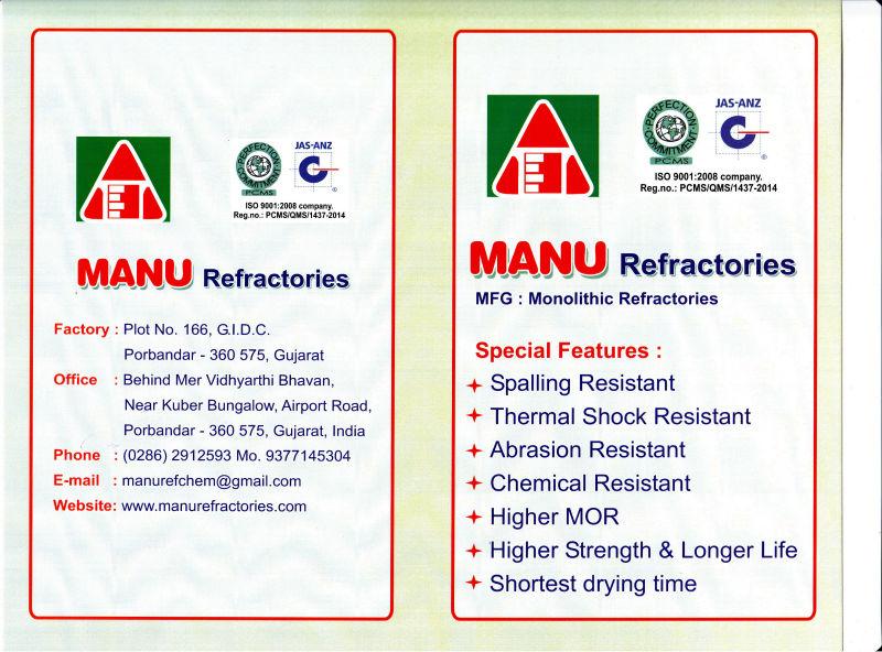 Alkali resistant castable for cement kiln