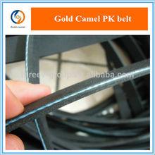Rubber Poly rib V belt for car