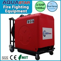 2014 new products multifunctional mini fire fighting truck