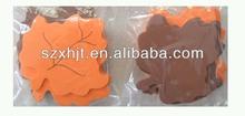 Hot sell EVA foam shape maple leaf