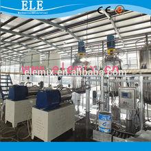 Professional paint production line, paint manufacture plant