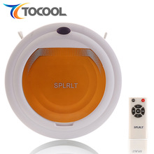 Easy Operation With Low Noise For Smart Vacuum Cleaner