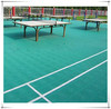 Table tennis sports floor for formal match
