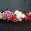 wholesale silk flowers rose