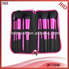 11pcs brushes high quality cosmetics makeup brushes