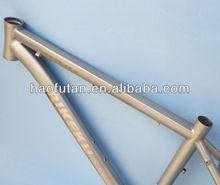 China cheap titanium mountain bike frames-27.5 frame