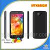 5 inch smartphone android 4.2 mtk6582M dual sim oem brand phone