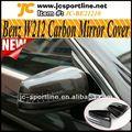 3 K de fibra de carbono de la puerta cubierta del espejo de Mercedes Benz W212 W204 C - clase E - clase 10 - 14