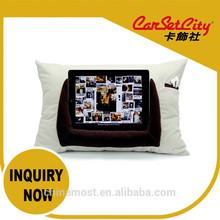 2015 Hot (CS-27587) CarSetCity Tablet Cushion for Apple iPad Samsung Tab Asus Lenovo Tablet Study Reading Holder Cotton Pillow