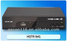 FULL HD DVB-T2 FTA Digital SET TOP BOX / Satellite Receiver Model HDTR 840