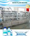 Lineal tipo 5L botellas de PET de agua purificada de producción de llenado en línea vegetal
