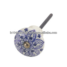 Hand Painted Ceramic knobs and Pulls - 4