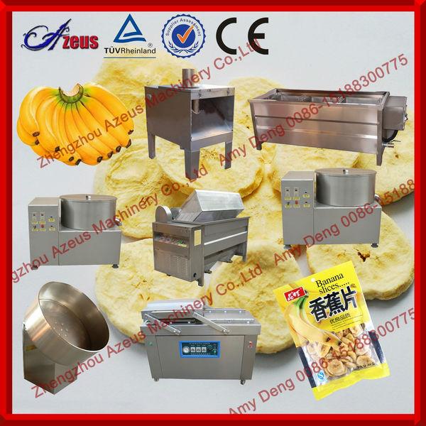 plantain chips making machine