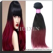 Wholesale Beautiful 2pcs/Lot Straight Virgin Brazilian Hair