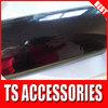 TSAUTOP RoHS certificate 1.52*30m air Free bubbles black chrome vinyl car wrap