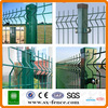 PVC coated 3D Welded Wire Mesh Fence For Security And Decoration(ISO9001:2008 professional manufacturer)