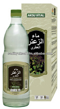 aromáticos de timo vulgare tomillo de agua de agua natural a base de hierbas vital bebida