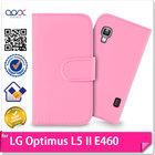 OEM Wallet Case For LG Optimus L5 2 II E460