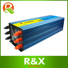 Inverter solar/wind 5000w, off grid pure sine wave, DC24V/48V to AC100V/110V/120V/220V/230V/240V.