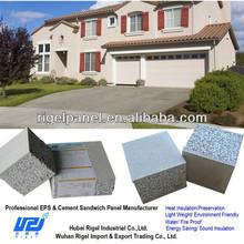 Prefabbricate houses low cost brick interior wall panels