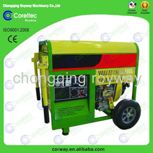 open/silent type single/three phase CE&ISO mini diesel generator