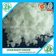 Alkali Potassium Hydroxide flakes 90%/caustic potash (KOH) for making soap