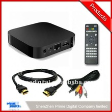 2014 Cheapest hotsell android 2.2 tv box flash