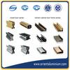 aluminium extrusion manufacturers for decorative profiles