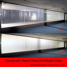 Switchable LCD window film, smart film, decoration glass