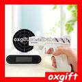 oxgift 2014 gadget novidade despertador arma com filmagem e gravação característica relógio relógio arma