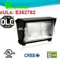 Motion sensor wall pir LED street lighting sresky for 6 years warranty with UL/cUL DLC certification