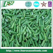 Price for frozen/IQF green bean cut in 2014