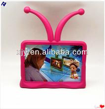 popular soft EVA rubber tablet bumper case for ipad mini