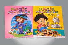 magic fun coloring Books