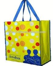 European shopping bag worldwide