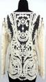 china fabricante 2014 popular algodão bordado solúvel em água lace crochet das senhoras blusa de padrões