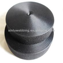 Custom width velcro strap