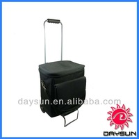 Wholesale Good Quality Trolley Bag Trolley Cooler Bag Trolley Wine Bag