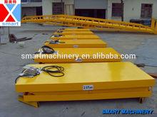3.0T Stationary hydraulic scissor goods lift ,goods lift