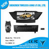 Car GPS Navigation for BMW X1 E84 2010-2013 with built-in GPS A8 chipset RDS BT 3G/Wifi DSP Radio 20 dics momery(TID-C219)