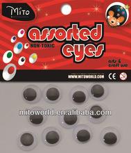 Mthyj-005 poupée yeux rond