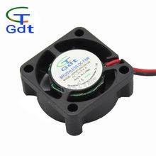 GDT 2510 DC 12v 25x25x10mm Instrument Cooling Fans for hp laptop cooling fans