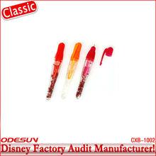 Disney factory audit manufacturer's pen light 143023