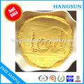 óxido de plomo de color amarillo secador de pintura